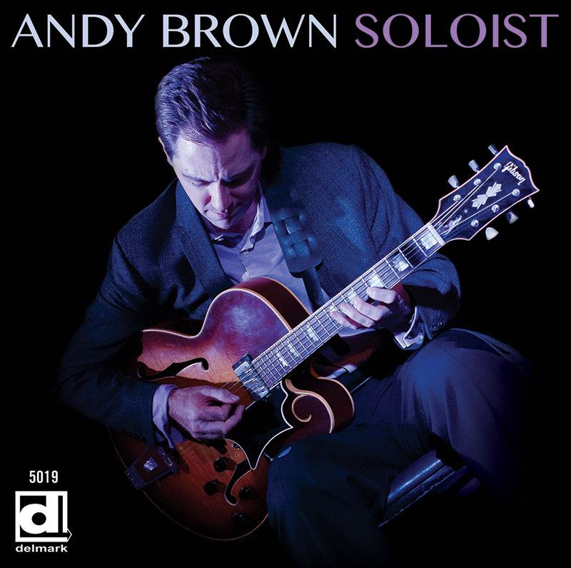 Andy Brown - Soloist CD