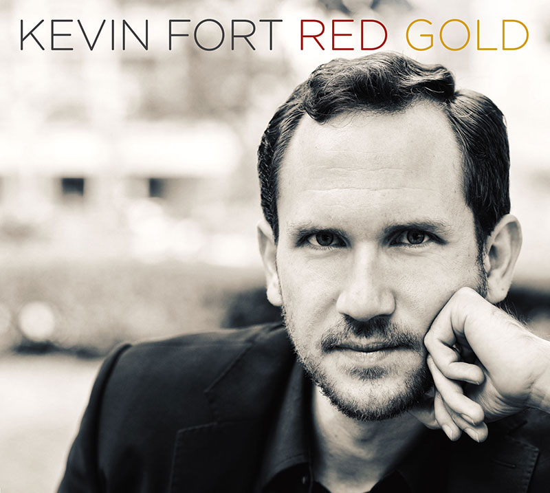 Kevin Fort - Red Gold CD