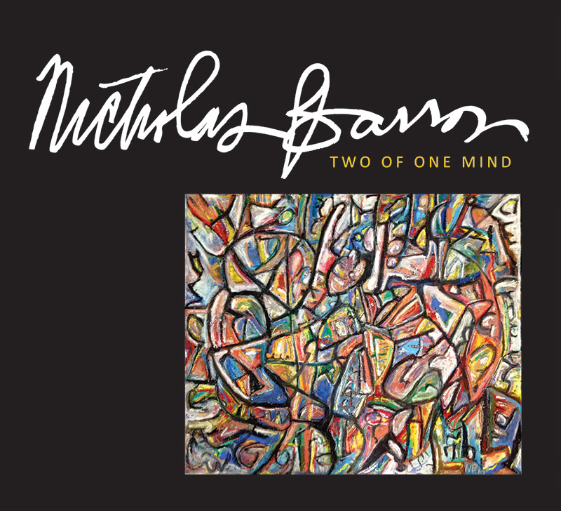 Nicholas Barron - Two Of One Mind CD