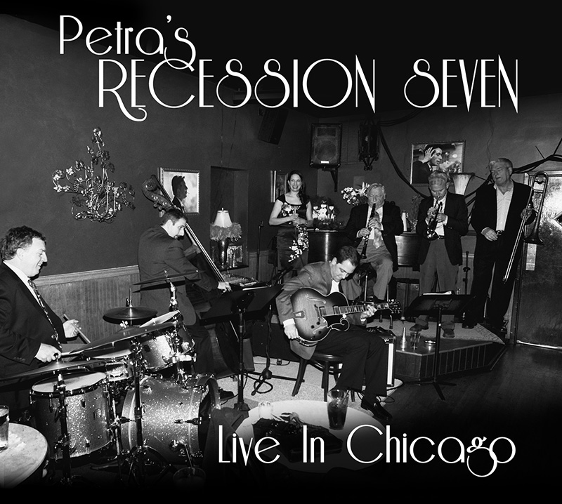 Petra's Recession Seven - Live in Chicago CD